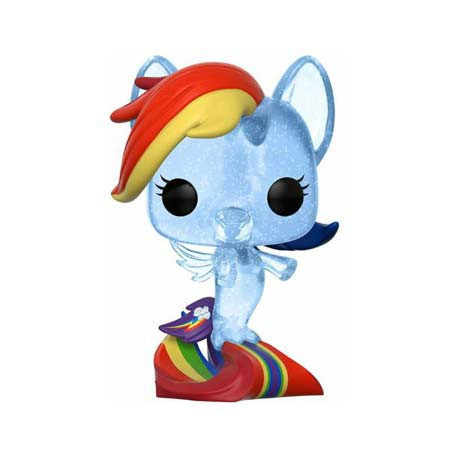 Figur Pop My Little Pony Rainbow Dash Sea Pony Limited Chase Edition Funko Geneva Store Switzerland