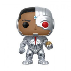 Figurine Pop Justice League Cyborg with Mother Box Edition Limitée Funko Boutique Geneve Suisse