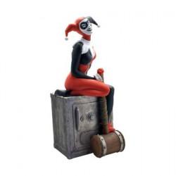 Figuren 28 cm Harley Quinn on a Safe Collector Moneybox Plastoy Genf Shop Schweiz