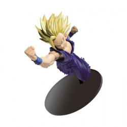 Figurine Dragon Ball Scultures Super Saiyan 2 Son Gohan Funko Boutique Geneve Suisse