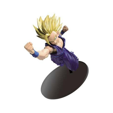 Figur Dragon Ball Scultures Super Saiyan 2 Son Gohan Banpresto Geneva Store Switzerland