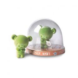 Figurine Honey Baby Vert par Garythinking Petites figurines Geneve