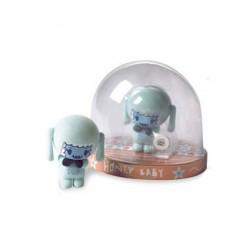 Figurine Honey Baby Bleu par Garythinking Petites figurines Geneve