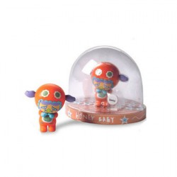 Figur Honey Baby Orange by Garythinking Heroine Inc. Geneva Store Switzerland