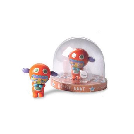 Figurine Honey Baby Orange par Garythinking Heroine Inc. Boutique Geneve Suisse
