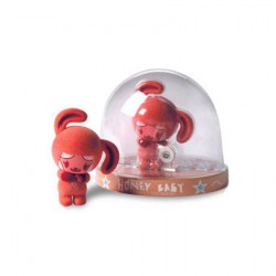 Figurine Honey Baby Rouge par Garythinking Heroine Inc. Boutique Geneve Suisse