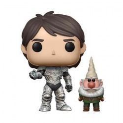 Pop TrollHunters Jim Armored Limited Chase Edition