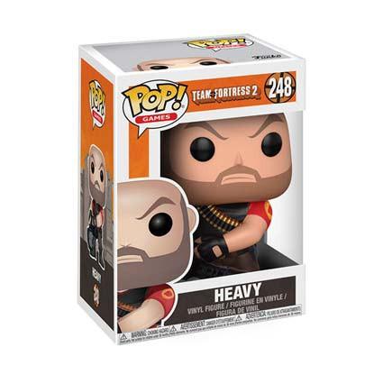 Funko POP Games Team Fortress 2 Heavy 248
