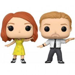 Figurine Pop Movies La La Land Sebastian and Mia Funko Boutique Geneve Suisse