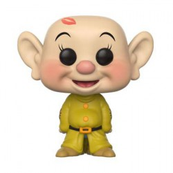 Figurine Pop Disney Snow White Dopey Edition Limitée Chase Funko Boutique Geneve Suisse
