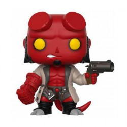 Figurine Pop Comics Hellboy Hellboy with Jacket Funko Boutique Geneve Suisse