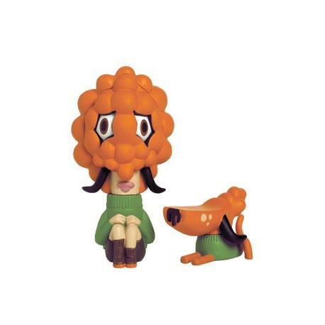 Figuren Brambly und Princess 2 von Pete Fowler Playbeast Genf Shop Schweiz