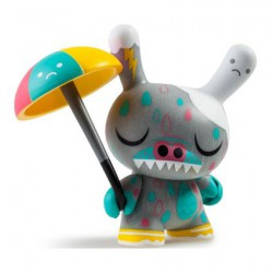 Figur Designer Toy Awards Dunny Tyrainysaurus Rex by Gary Ham Kidrobot Designer Toys Geneva