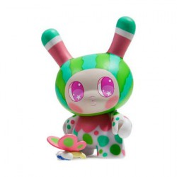 Figuren Kidrobot Dunny Designer Toy Awards Watermelon Mango von So Youn Lee Kidrobot Designer Toys Genf