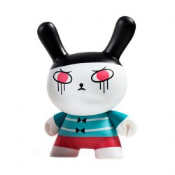 Figur Designer Toy Awards Dunny Trouble Maker by Andrea Kang Kidrobot Geneva Store Switzerland