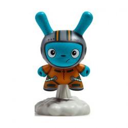 Figurine Dunny Designer Toy Awards Blast Off par The Bots Kidrobot Designer Toys Geneve
