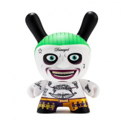 Figurine Dunny Suicide Squad Joker 12.5 cm par DC comics x Kidrobot Kidrobot Boutique Geneve Suisse