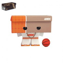 CardBoy Sneakers Orange par Mark James