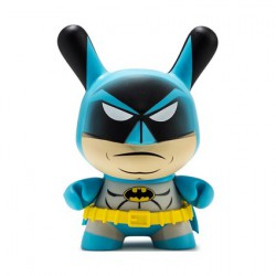 Figurine Dunny 12.5 cm Classic Batman par DC comics x Kidrobot Kidrobot Boutique Geneve Suisse