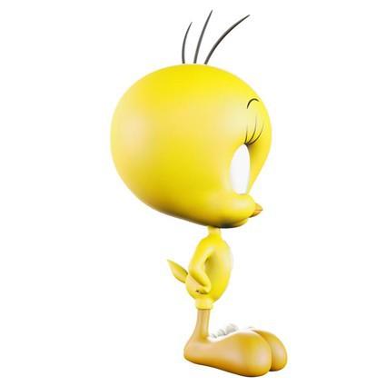 Toys XXRAY Plus Looney Tunes Tweety Bird by Jason Freeny (20 cm) Mi