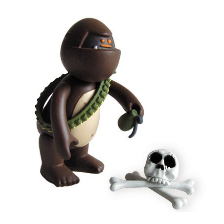 Figur Mini IWG Hannibal by RocketWorld Strangeco Little Toys Geneva