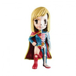 Figurine DC Comics Supergirl X-Ray par Jason Freeny Mighty Jaxx Boutique Geneve Suisse