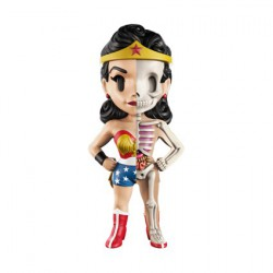 Figurine DC Comics Golden Age Wonder Woman X-Ray par Jason Freeny Mighty Jaxx Boutique Geneve Suisse