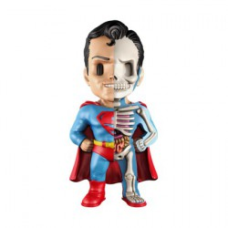 DC Comics Golden Age Superman X-Ray par Jason Freeny