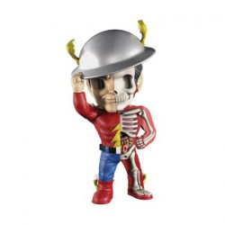 Figurine DC Comics Golden Age Flash X-Ray par Jason Freeny Mighty Jaxx Boutique Geneve Suisse