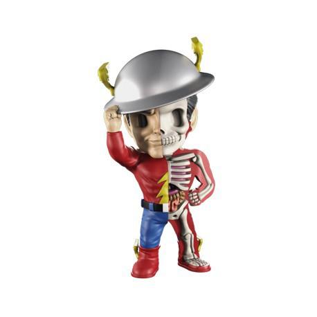 Figurine DC Comics Golden Age Flash X-Ray par Jason Freeny Mighty Jaxx Boutique Geneve Suisse