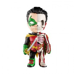 Figurine DC Comics Robin X-Ray par Jason Freeny Mighty Jaxx Boutique Geneve Suisse