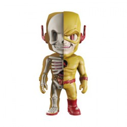 Figurine DC Comics Reverse Flash X-Ray par Jason Freeny Mighty Jaxx Boutique Geneve Suisse