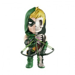 Figurine DC Comics Green Arrow X-Ray par Jason Freeny Mighty Jaxx Boutique Geneve Suisse