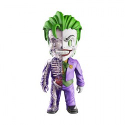 Figur 4D XXRAY 25 cm DC Comics Joker X-Ray Model Kit by Jason Freeny Mighty Jaxx Geneva Store Switzerland