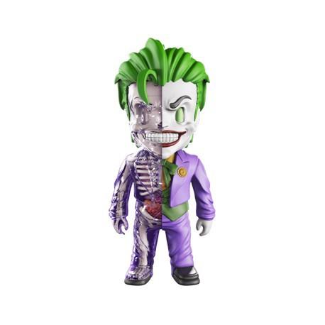 Figurine 4D XXRAY 25 cm DC Comics Joker X-Ray Model Kit par Jason Freeny Mighty Jaxx Boutique Geneve Suisse