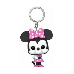 Figurine Pop Pocket Porte-clés Minnie Mouse Funko Boutique Geneve Suisse