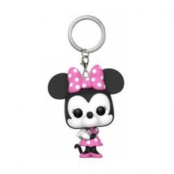 Figurine Pop Pocket Porte-clés Minnie Mouse Funko Figurines Pop! Geneve