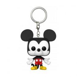 Figuren Pop Pocket Schlüsselanhänger Mickey Mouse Funko Genf Shop Schweiz
