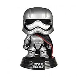 Figurine Pop Star Wars The Last Jedi Captain Phasma Funko Boutique Geneve Suisse