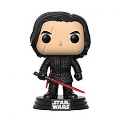 Figurine Pop Star Wars The Last Jedi Kylo Ren Funko Boutique Geneve Suisse