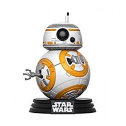 Figurine Pop Star Wars E8 The Last Jedi BB-8 Funko Boutique Geneve Suisse