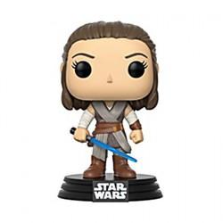 Figuren Pop Phosphoreszierend Star Wars The Last Jedi Rey Funko Genf Shop Schweiz