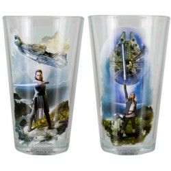 Figur Star Wars The Last Jedi Glass (1 piece) Paladone Geneva Store Switzerland