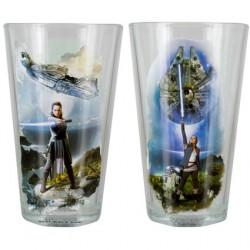 Figuren Star Wars The Last Jedi Glass (1 stuck) Paladone Genf Shop Schweiz