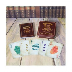 Figurine Jeu de Cartes Harry Potter Hogwarts Boutique Geneve Suisse