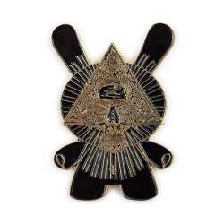 Figurine Pins Dunny Arcane Divination The Magician par God Machine Kidrobot Boutique Geneve Suisse