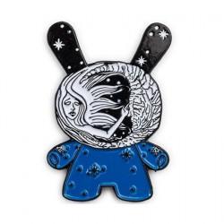 Figurine Pins Dunny Arcane Divination The Sun & The Moon par J*RYU Kidrobot Boutique Geneve Suisse