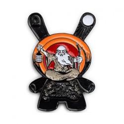 Figur Pins Dunny Arcane Divination The Fool by Jon Paul Kaiser Kidrobot Designer Toys Geneva