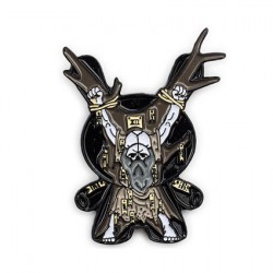 Figuren Pins Dunny Arcane Divination The Hanged Man von Jon Paul Kaiser Kidrobot Genf Shop Schweiz