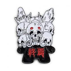 Figur Pins Dunny Arcane Divination Death by Tokyo Jesus Kidrobot Geneva Store Switzerland